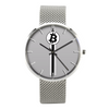 Luxury Quartz Business Bitcoin Watch Sports Design