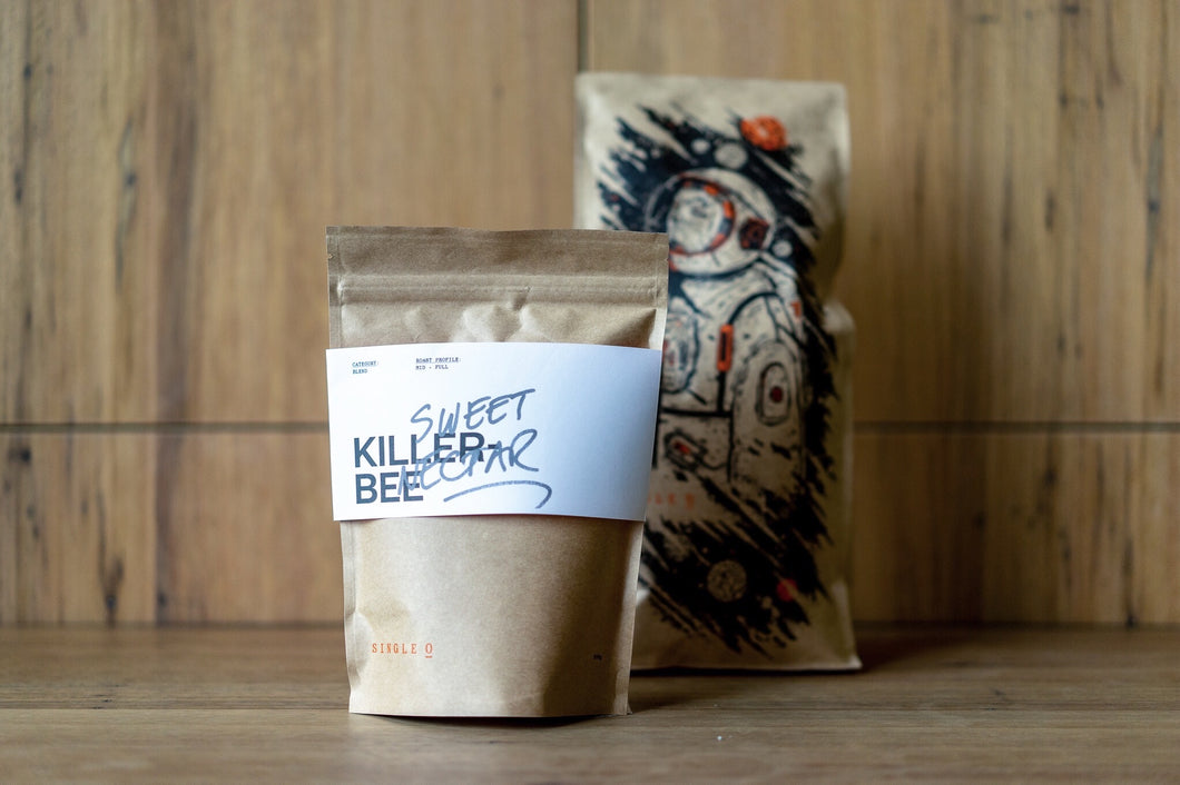 Single 0 Killerbee blend.