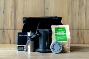 Basal Aeropress Travel Kit