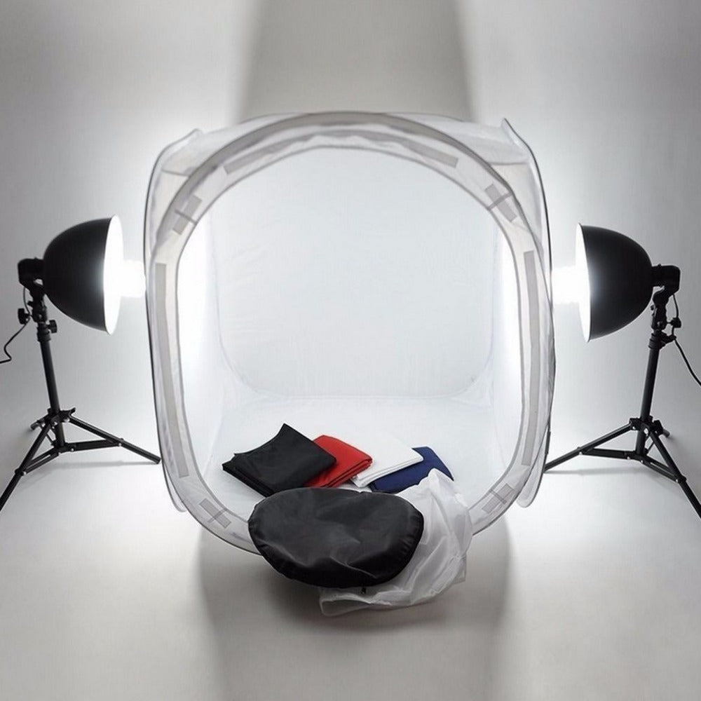 60cm Portable Foldable Photography Photo Softbox