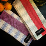 Striped Guest Towels