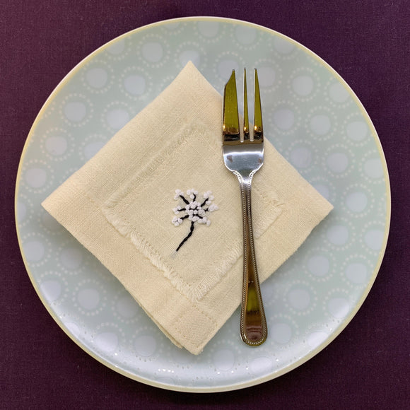 Wild Flower Afternoon Tea Napkins