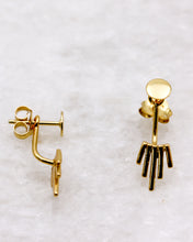 Gold Modern Ear Jacket