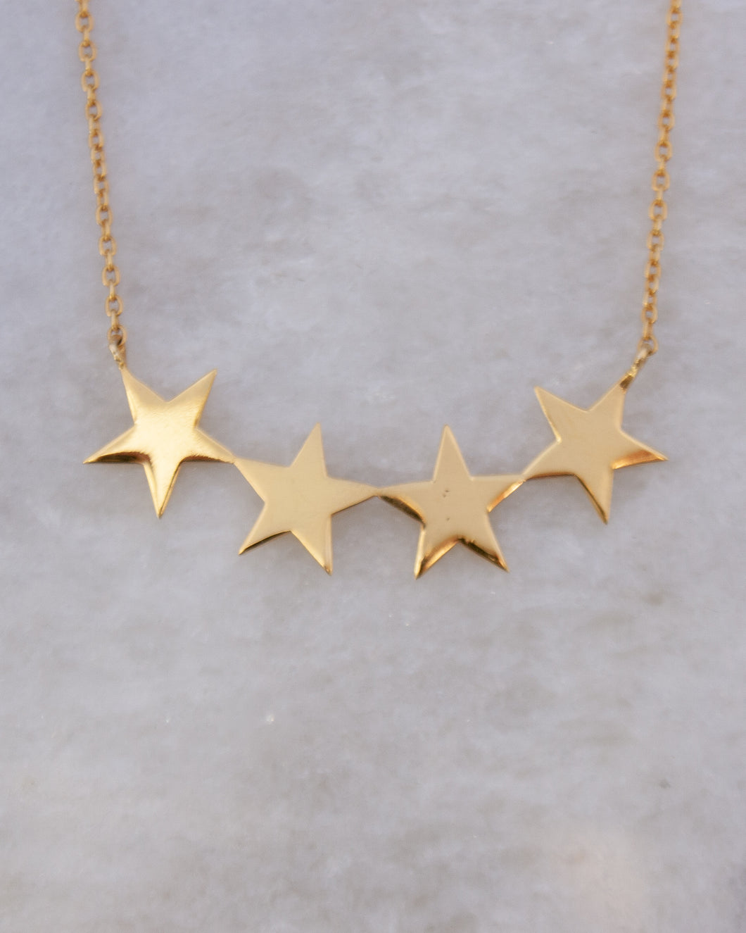 Stellar Arc Necklace