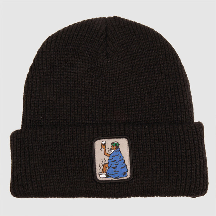 Pass Port Cold Out Beanie Black