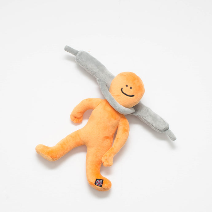Independent Plush Toy Gonz Mr Hanger-Orange