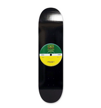 "Skate Cafe 45"" Deck Green/Yellow 7.75"""