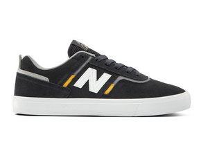New Balance Numeric 306 Navy/White/Yellow