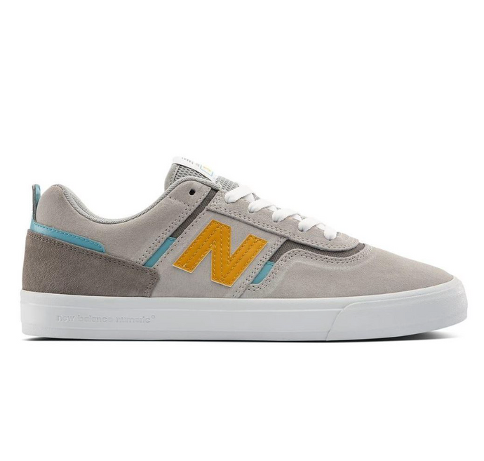 New Balance Numeric 306 Grey/Blue/Yellow