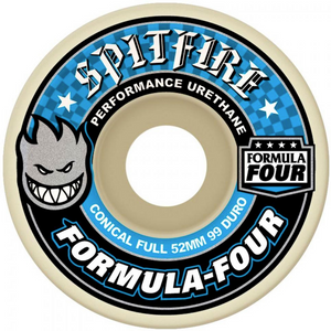 Spitfire Conical Full 99du 52mm Wheels
