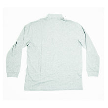 Pass Port Full Time Polo Heather Grey