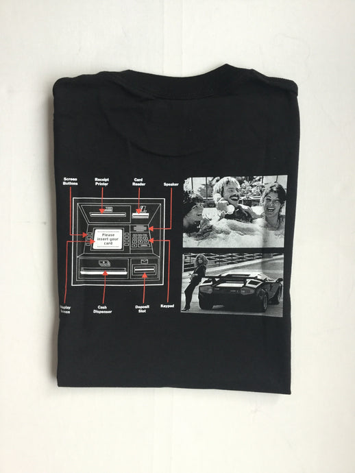 Alltimers Guide To Life Tee Black