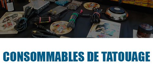 consommables tatouage
