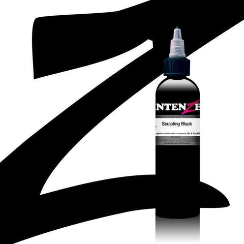 steelwave:BOB TYRRELL - SCULPTING BLACK INTENZE 125 ml