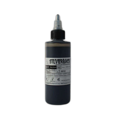 steelwave:Silverback - XXX4 greywash DARK 125ml