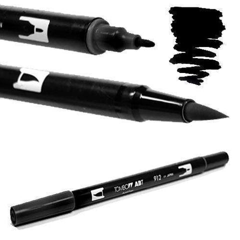 steelwave:Tombow Black-N15