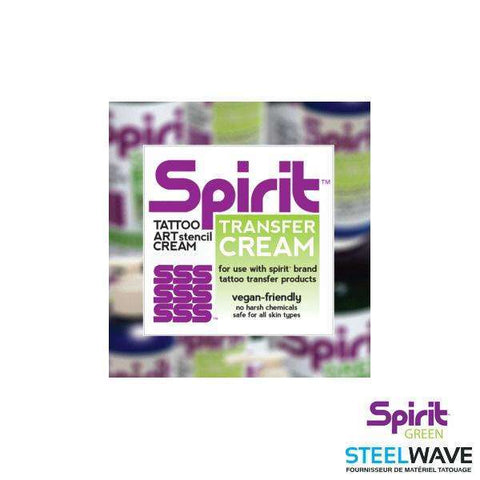 steelwave:Spirit Creme Green Transfert - 125ml
