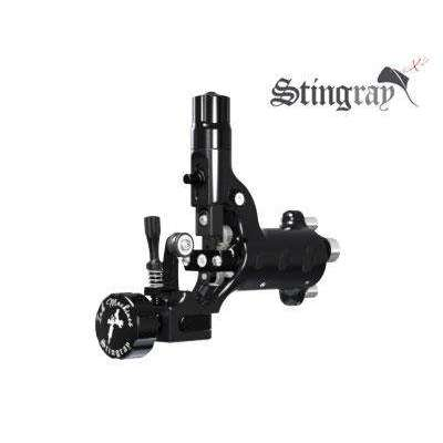stingray x2 machine tattoo rotative noir evil blackink machines