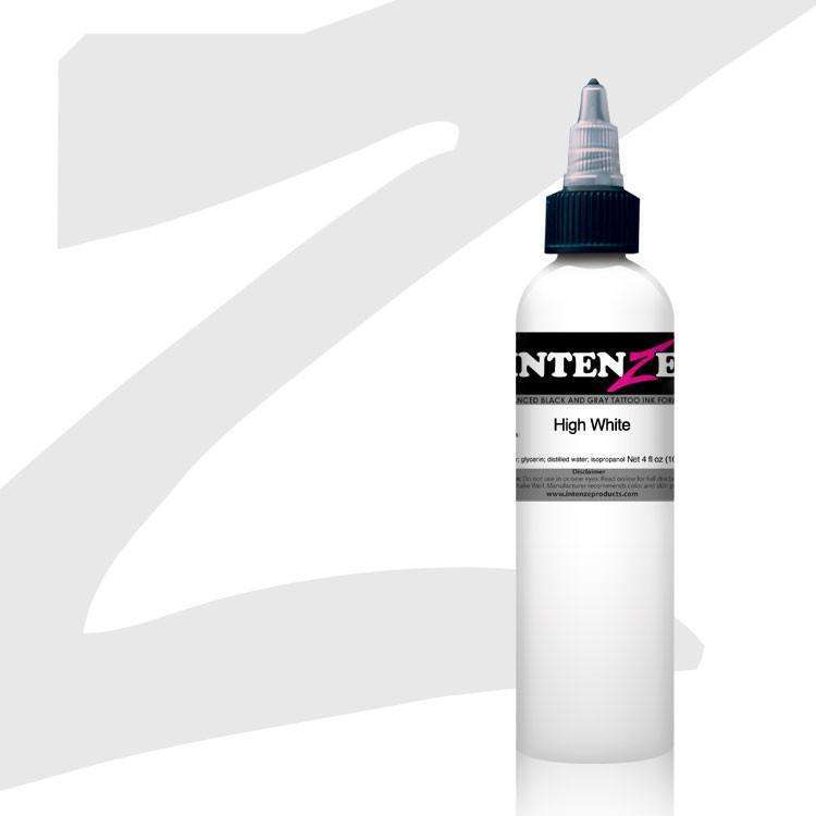 steelwave:BOB TYRRELL - HIGH WHITE INTENZE 125 ml