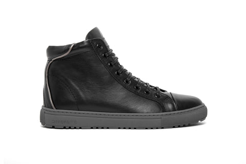 Bridge Black High Top