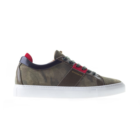 Bridge Camo Low Top
