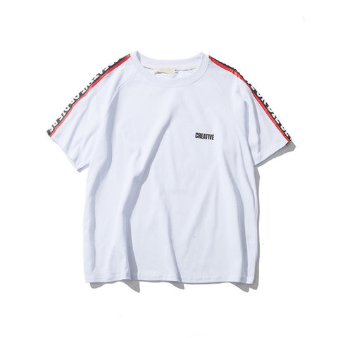 "S7 ""Be Creative"" Oversized Tee"