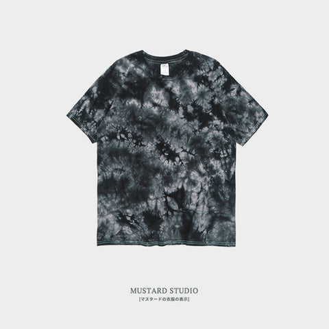 Tie Dye Relaxed Fit Tee