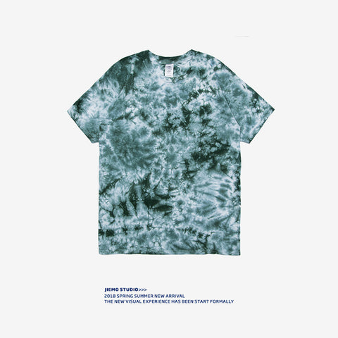 Relaxed Tie Dye Tee