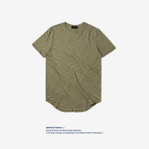 Classic Fit Basic Tee
