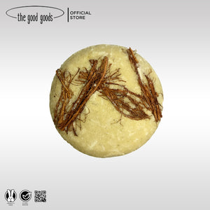 The Good Goods Vegan Shampoo Bar : GUGO'E VERA