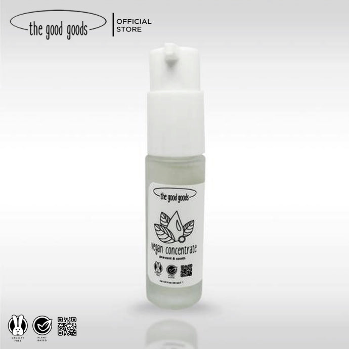 Vegan Concentrate: Prevent & Sooth