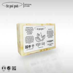 Vegan Soap: Cleanse & Free