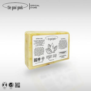 Vegan Soap: Whiten & Care