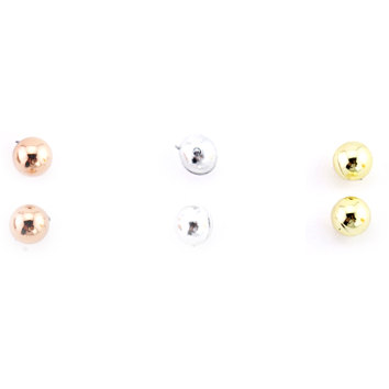 Metallic Push Pins | Pins - Deskspo