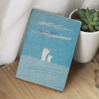 Natural Paper Mini Notebook |  - Deskspo