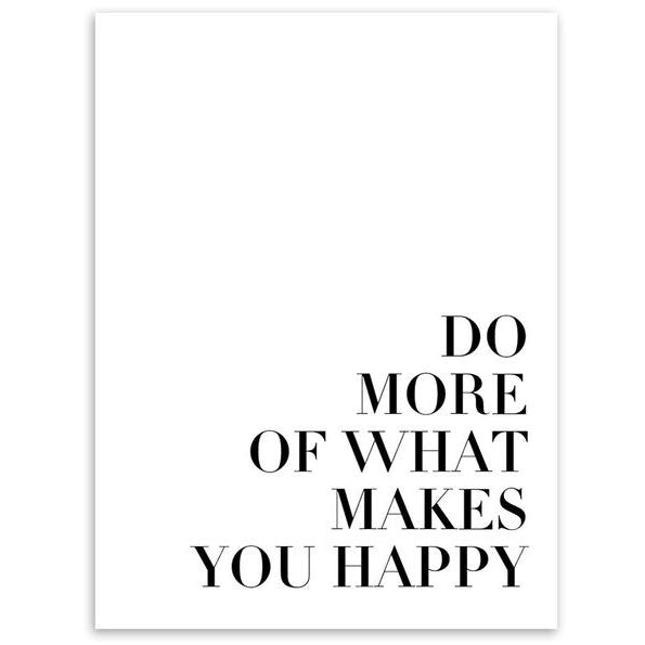 Minimalist Black Motivational Life Quotes A4 Art Print Poster Wall Art  Picture Modern Nordic Home Decor