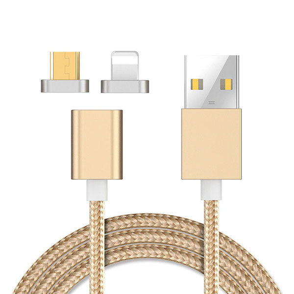 Magnetic USB iPhone Cable | USB - Deskspo