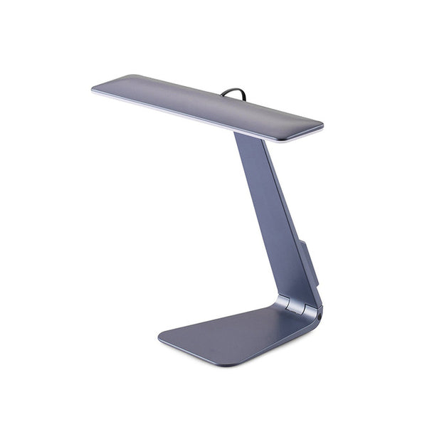 Ultra Thin Brushed Metal Desk Lamp | Lighting - Deskspo