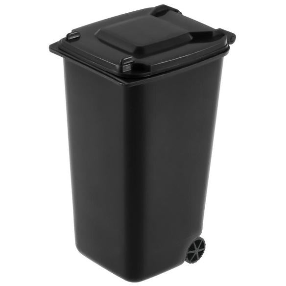 Wheelie Bin Stationery Holder | Pen Holder - Deskspo