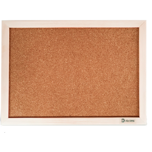 Desktop Cork Bulletin Board | Corkboards - Deskspo