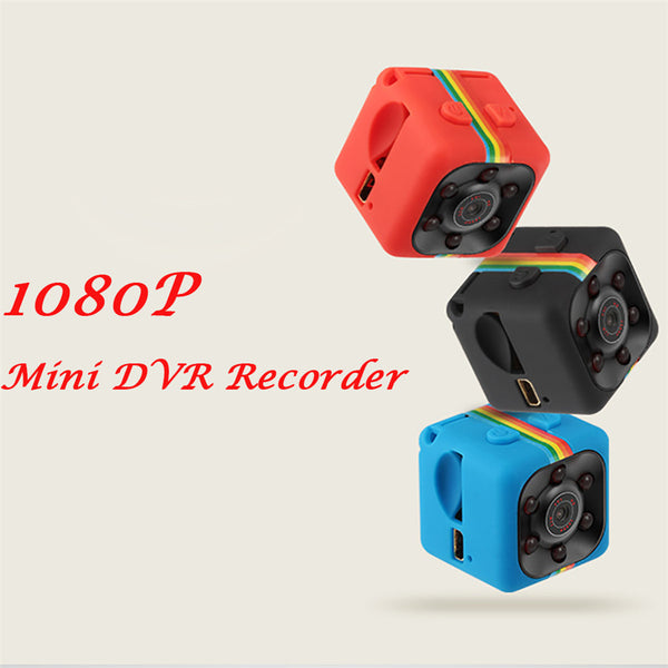 Mini Full HD 1080P DV Sports Action DVR Recorder Camera Portable Handhel Dashcam 4: 3 Support TV output Drop Shipping