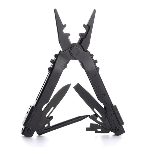 Multifunctional Tool Pliers Outdoor Survival Camping Fishing Huntsman Knives EDC Portable Folding Pliers Universal Tool Hot Sale
