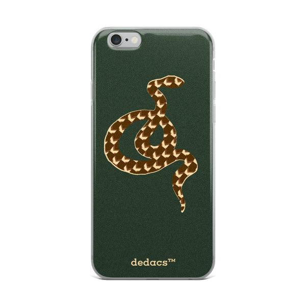 Royal viper dedacs phone case (For iPhone 6/s/plus, 7/plus, 8/plus, iPhone X) - dedacs