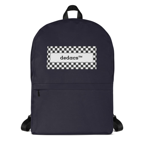 dedacs prime backpack (blue) - dedacs