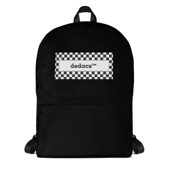 dedacs prime backpack (black) - dedacs