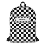 checkered dedacs prime backpack - dedacs
