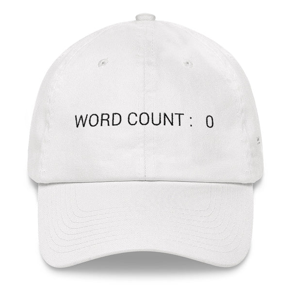 word count: 0  dedacs hat - dedacs