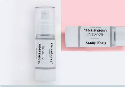 Banish Dark Circles with Our Bio Active Under Eye Gel