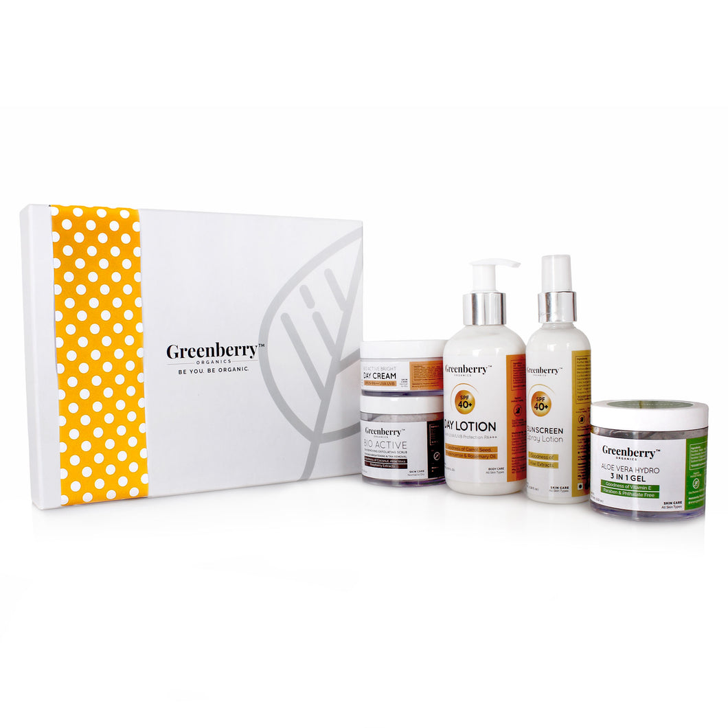 Sun Defence Essential Kit - Greenberry Organics
