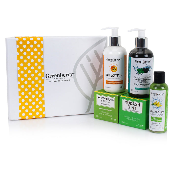 Daily Essential Set - Greenberry Organics